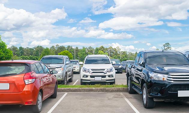 A4-Parking