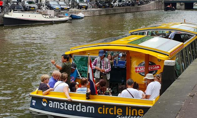 Amsterdam Circle Line