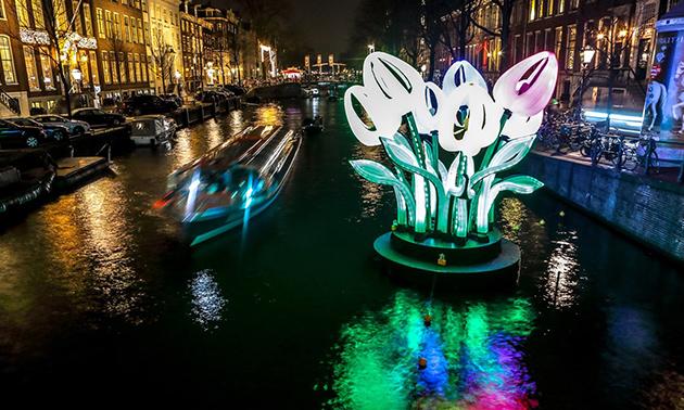 Amsterdam E Boats