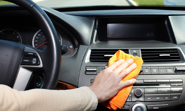 Auto Handwas & Poetscentrum ECD