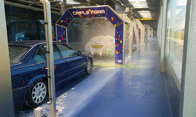Autowas H2O, Poetswasprogramma voor je auto: bespaar 49% ...