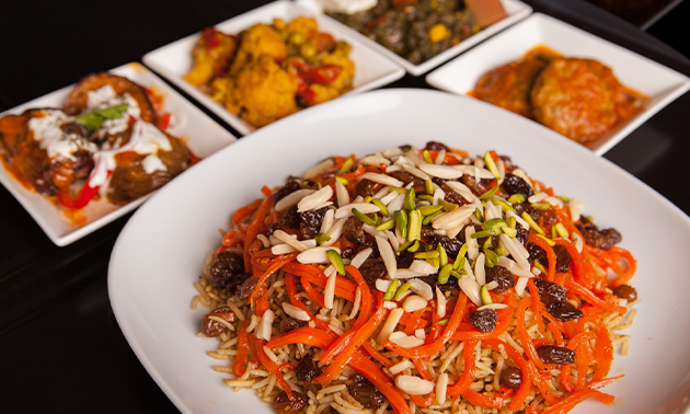 Restaurant Bamiyan