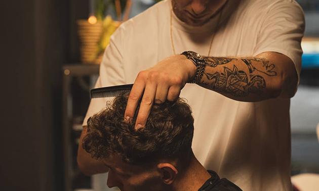 Barbershop The Dandy Fox