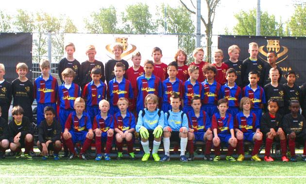 Barcelona Soccer Schools Nederland