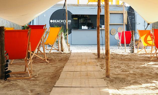 Beachclub Lampe