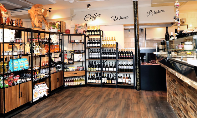 BELIEVE Food & Wines by Les Copains