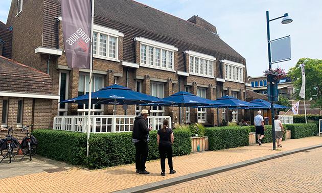 Bijzonder restaurant Borghuis