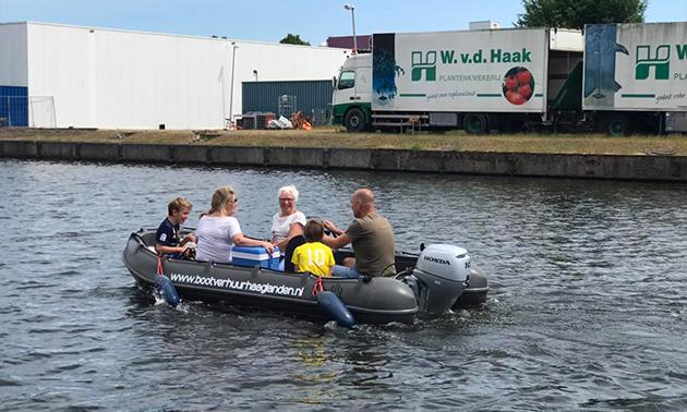 Bootverhuur Haaglanden