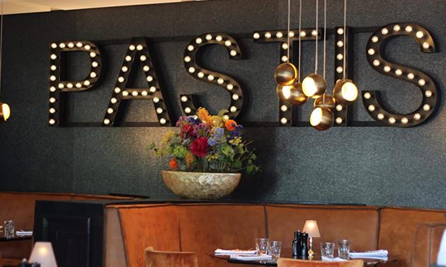 Brasserie Pastis
