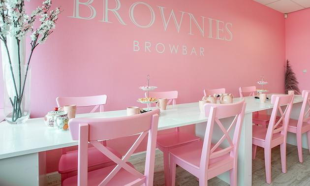 Brownies Browbar