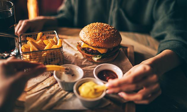 Burgers Spareribs House
