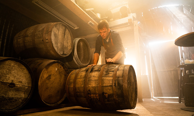 Bus Whisky Distillers