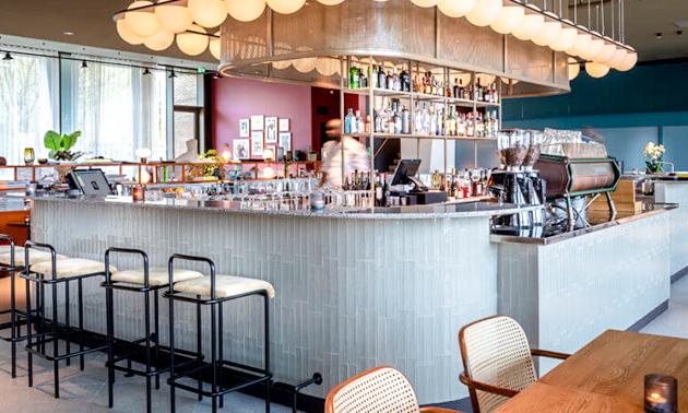 Café Olympic