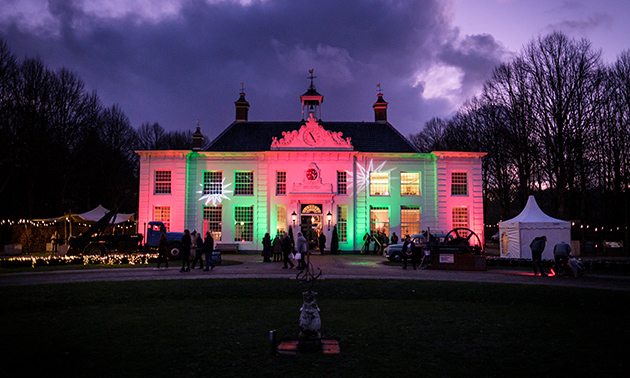 Castle Christmas Fair