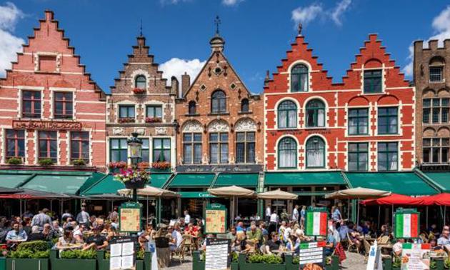 Hotel & Restaurant Central Brugge