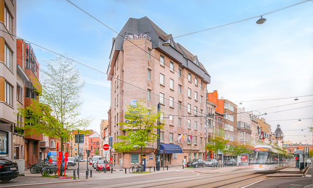 Hotel Chamade Gent