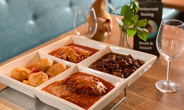 Chinees-Indisch Restaurant Sozing