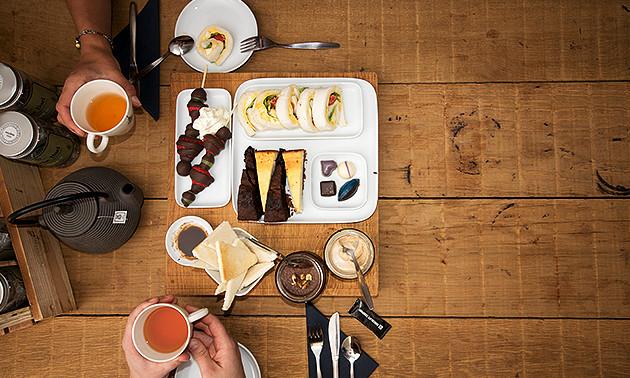 Chocolate Company Café Leiden