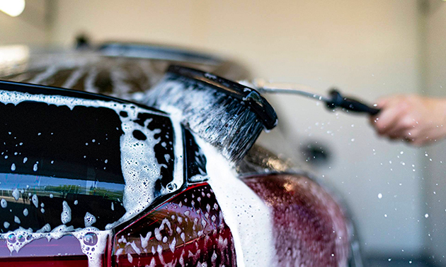 Clean Up Carwash Kerkrade