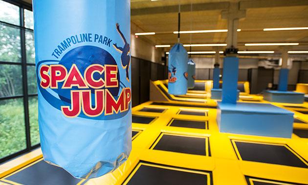Clip ´n Climb & Space Jump Parkstad