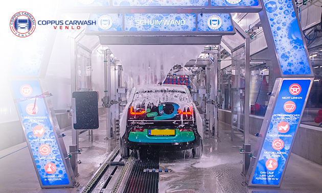 Coppus Carwash Venlo