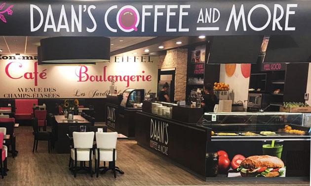 Daan's Coffee & More
