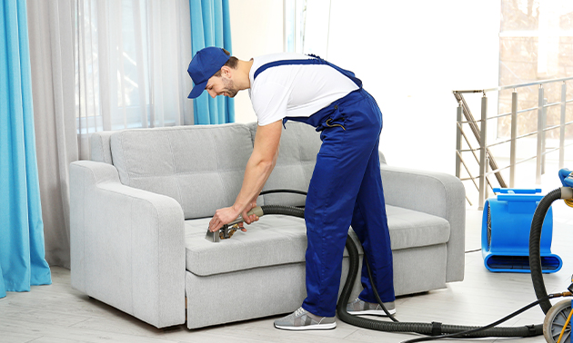 DAB-Cleaning