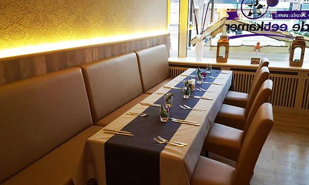 Awesome Restaurant De Eetkamer Heusden Gallery - Trend Ideas 2018 ...