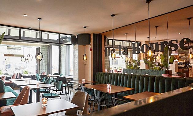 De la Bourse bar-kitchen-hotel