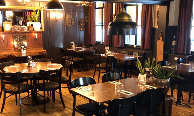 Diner-Café De Rosier