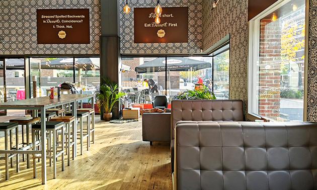 Delightful Bakery and Desserts Bar Breda