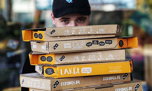 Domino´s Pizza (16 locaties)