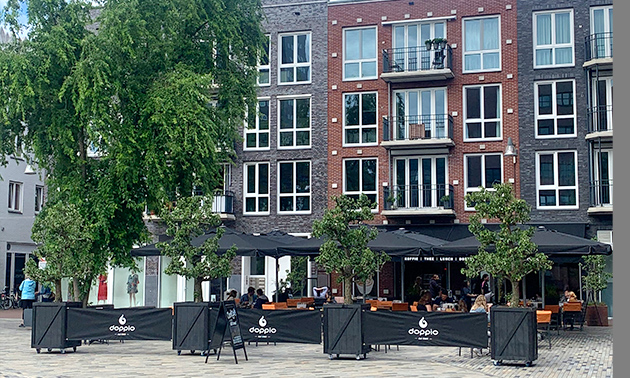 Doppio Espresso Leeuwarden