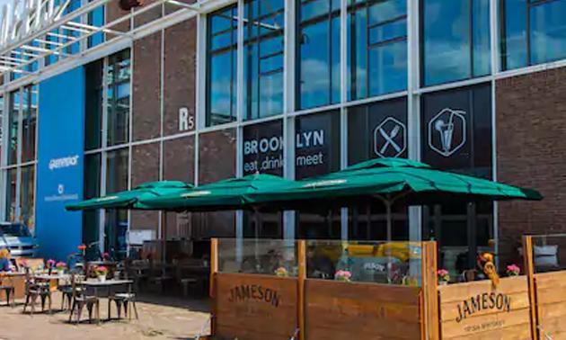 DoubleTree by Hilton Amsterdam - NDSM Wharf