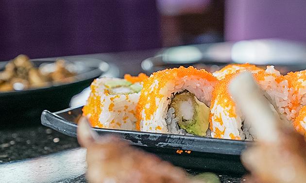 DOZO Sushi & Grill Restaurant