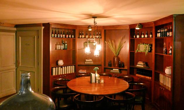 Drank- en spijslokaal Markant