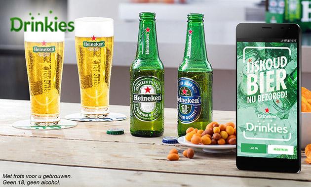 Drinkies by Heineken