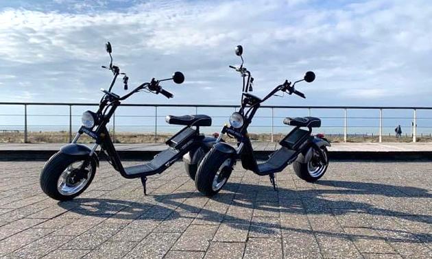E-Wheels Katwijk