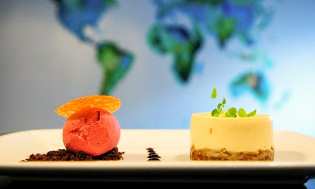 Eten bij Werelds