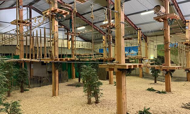 Family Entertainment Center De Belhamel