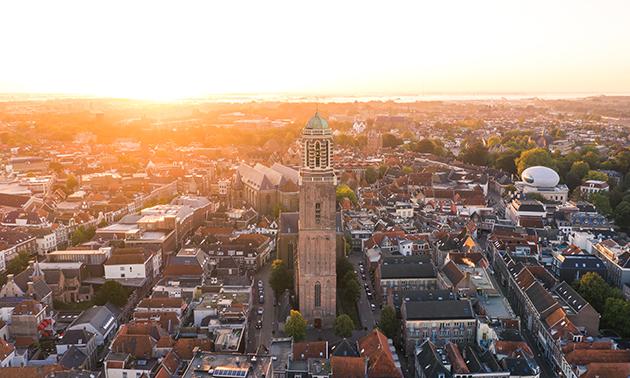 Fietstaxi Zwolle