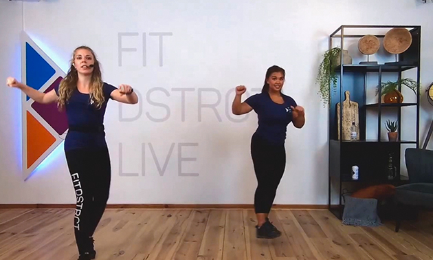 Fit District LIVE