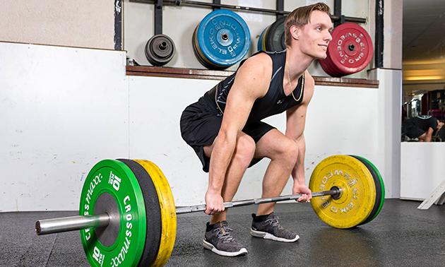 Fitnesscentrum L.K.V. de Spartaan