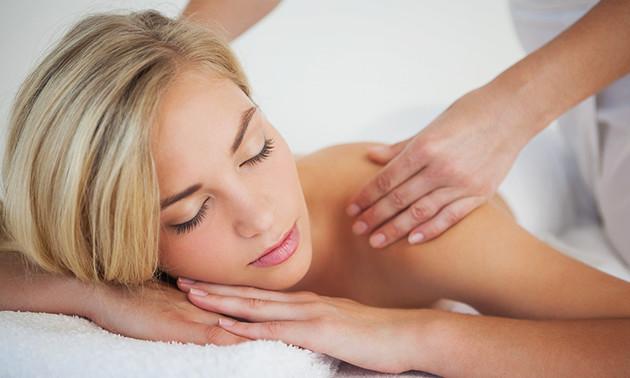Fleur de Lys - massage voor de vrouw