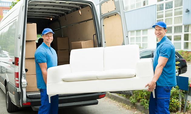 Flex Moving Company
