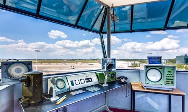 Flight Simulator Schiphol