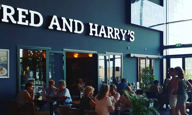 Fred and Harry´s