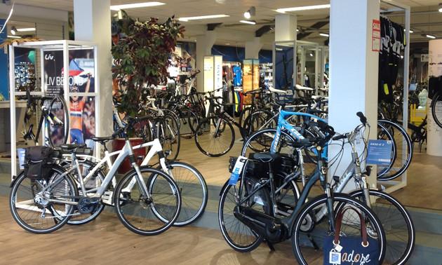 Giant Store van Bebber, Onderhoudsbeurt voor jouw fiets