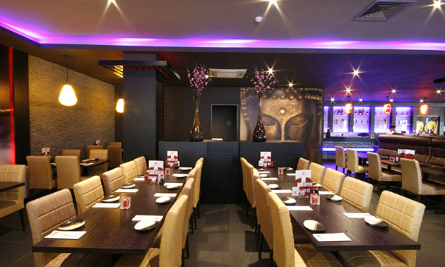 Goya Sushi & Grill Restaurant
