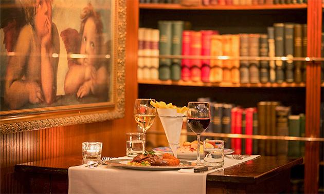 Grand Restaurant Le Connaisseur Den Haag